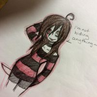 Not hiding anything by BrokenDreamsx23