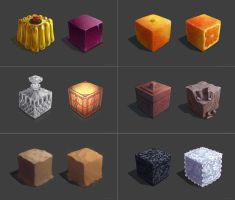 Material Challenge 5/5 by AdamaSto