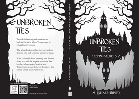 Unbroken Ties (Keeping Secrets 2) cover art by mlatimerridley