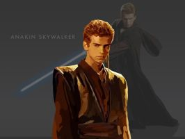 Anakin Skywalker by Ted-Ted-Ted