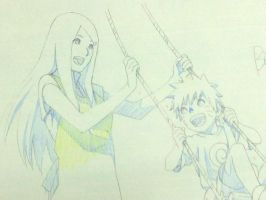 NEW NARUTO THE MOVIE - Road to Ninja -- New Scan! by TheUZUMAKIchan