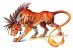 Red XIII by EchoGreens