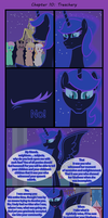 Past Sins: Treachery P18 by SaturnStar14