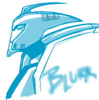 .BLURR. by Kigurou