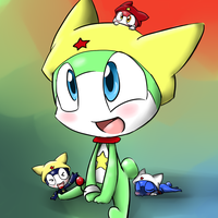 New Keroro by NinjaTwitcha