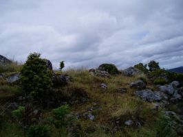 Rocky Hill by Athemia-Stock