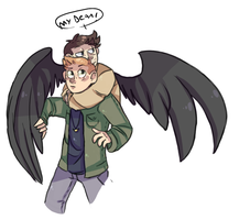 My Dean by BlueMagnet