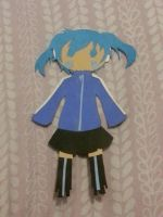 PaperCraft: Ene by Cynder2012