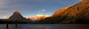 Two Medicine Lake - GNP by killersnowman