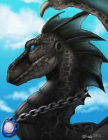 Young Temeraire by Ifus