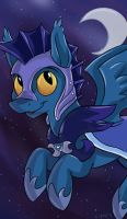 Nightmare Nights Mascot by sophiecabra