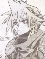 CloudStrife-FFVII by Tuni99