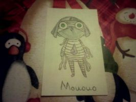sgt frog oc: Mououo by koikoi19