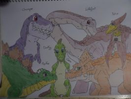 The Land Before Time - 1 by tejedora