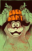 Duck Hunt by Tyler Crook by AshcanAllstars