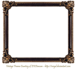 Elaborate Wood Frame by EKDuncan by EveyD
