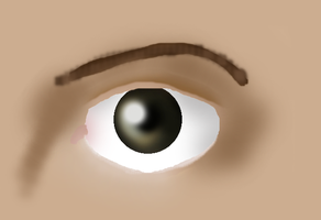 Eye Practice 1 by The-Lost-Hope
