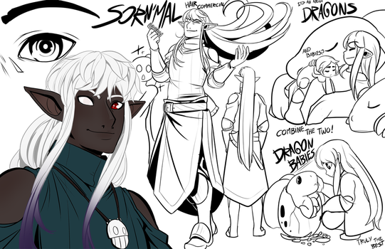 Ch52 Sornmal by drowtales