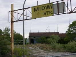The Midway Sign by kevinzabbo