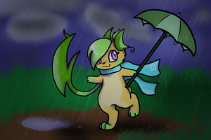 April Showers Bring May's Flower's by MimiTheFox