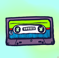 Cassette by DirtySeagulls