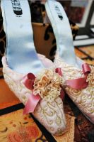 Marie Antoinette Style Shoes by Lauraaaclaire