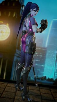 Widowmaker: Ready to Kill by hicky22