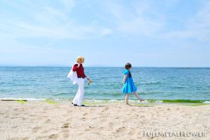 APH:fs:with you forever by fullmetalflower