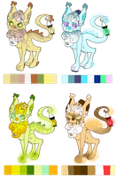 Stardust Babies Adopts ((ALL OPEN)) by X-SunnyFriendship-X