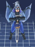 TW101 WonderBlue by konrei-sama