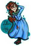 TGMD OC Series - Lillian Wing by Yaraffinity