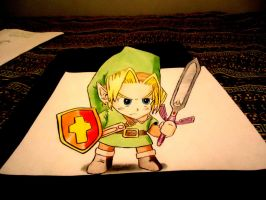 Link 3D (Colorfull) by naldojunio