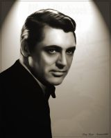 Cary Grant by SATTISH
