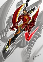 Lady Shiva Concept by ADL-art
