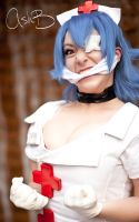 Valentine from Skullgirls by AshBimages