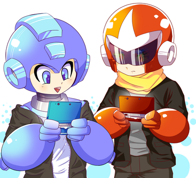 Lets play video games! by SawksSomberCircus