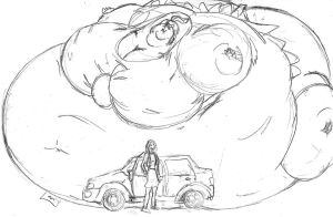 7000lbs Minette by dwarfpriest