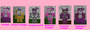 Twilight Counterparts!! by Sparklecat16