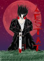 Lestat Bloody Moon by Melifaith