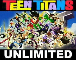 Teen Titans Unlimited by ClayDragons