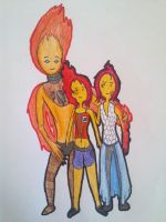 Cass- Her Parents by Ask-Edwin