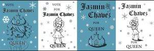 Jazmin for Queen by My-Fairy-Lust