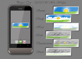 project ten - uccw wx widget by peterpeneff