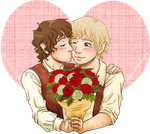 hobbit love by emmlingen