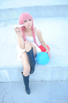 Megurine Luka -  Goodbye, my dearest love by sophie-art