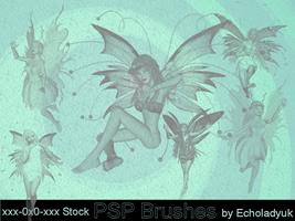 PSP Brushes Fae pack 1 by xxx-0x0-xxx