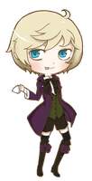 .: Alois Trancy :. by Yuna264