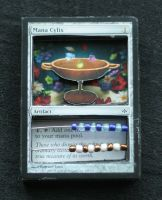Abacus-style Life Counter: Mana Cylix by ladyhawk21