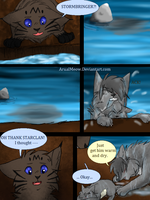 The Recruit- Pg 112 by ArualMeow