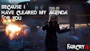 Farcry 4: Introducing the villain by trazzit